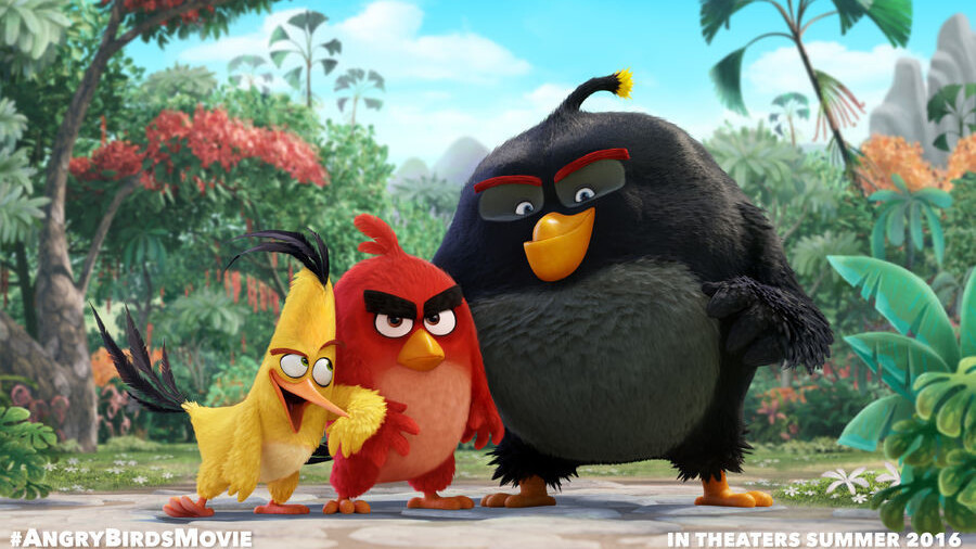 Rovio's 3D Angry Birds movie will have cost more than $160m by the time it lands next year