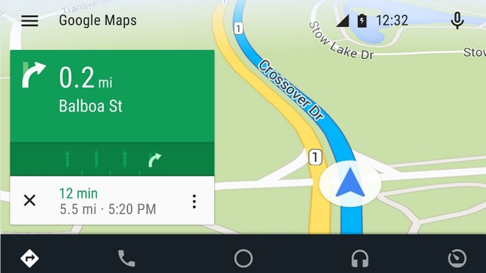 Google releases an Android Auto app so your phone can interact with car dashboards