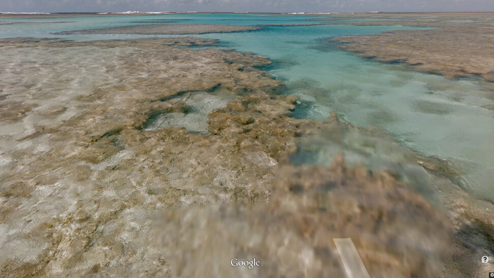 Explore Brazil's protected islands on land and underwater with Google Street View
