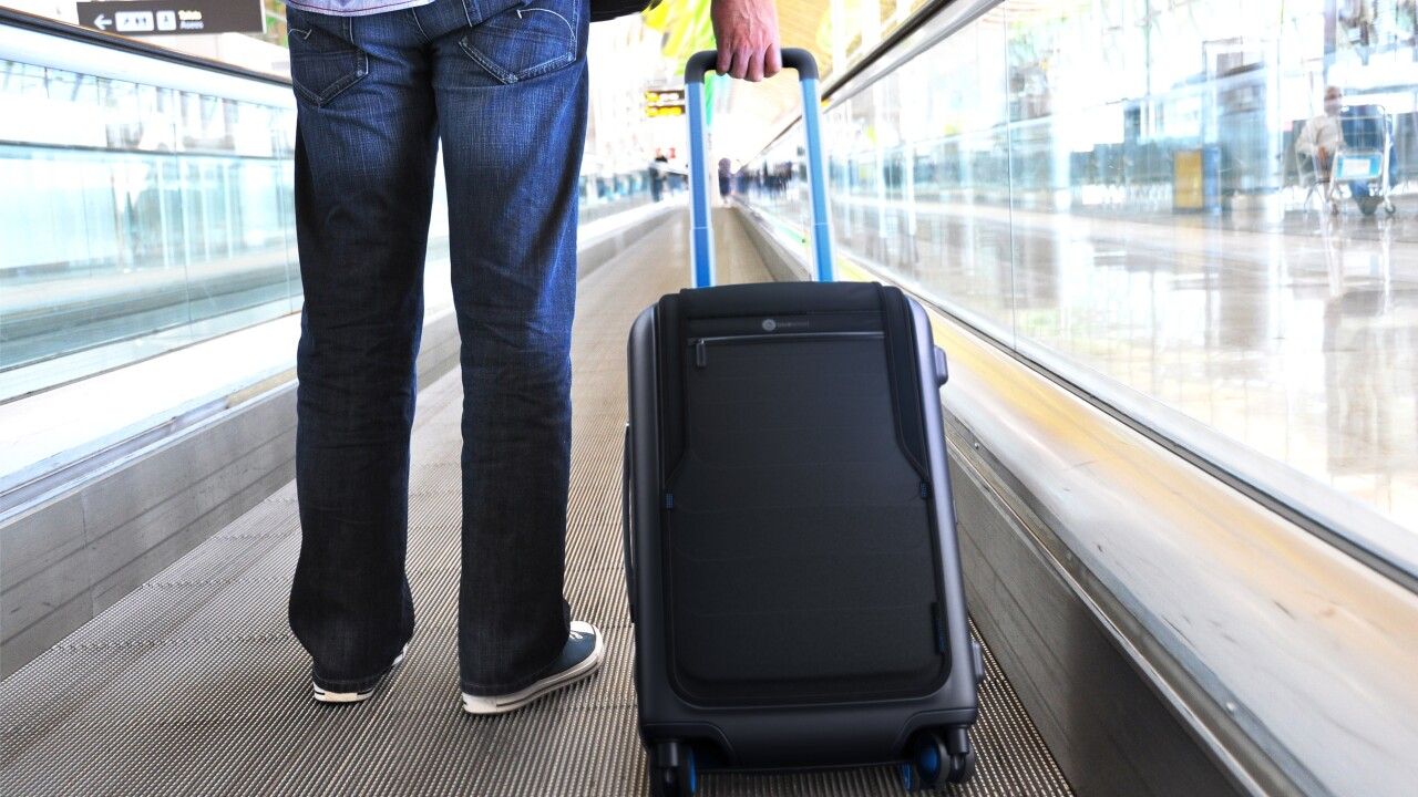 Uber will help you get your lost Bluesmart 'smart suitcase' back