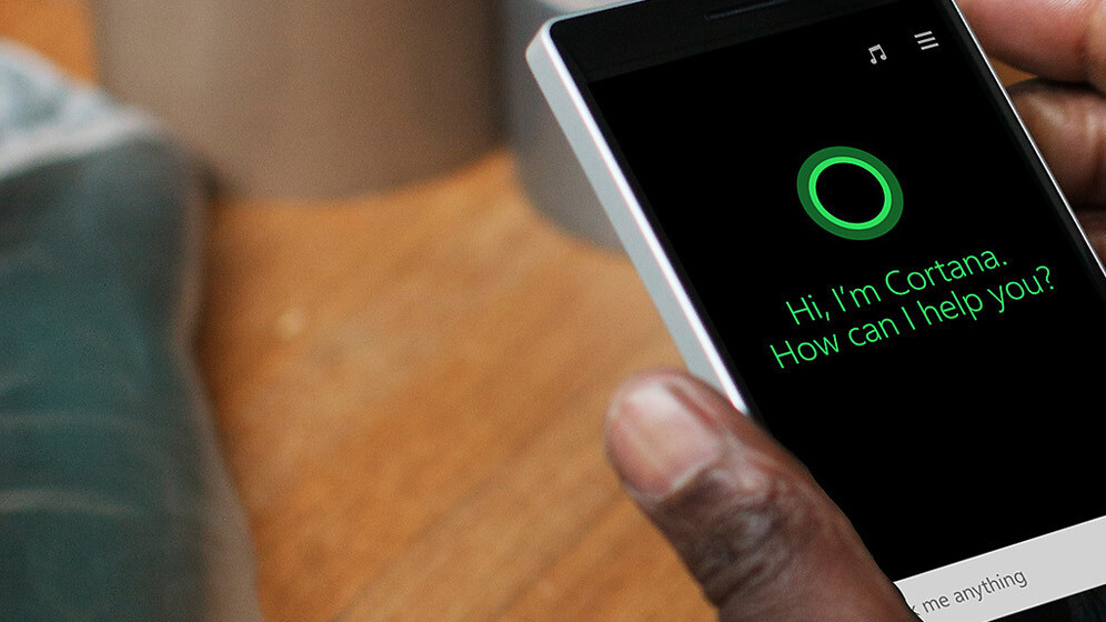 Microsoft's voice assistant Cortana is coming to Android and iOS devices soon