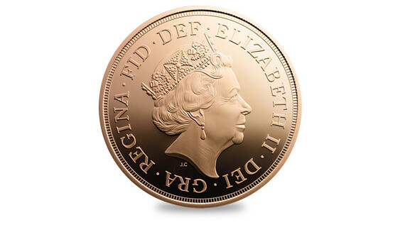 Coins of the realm: A brand new portrait of Queen Elizabeth will appear on British currency this year