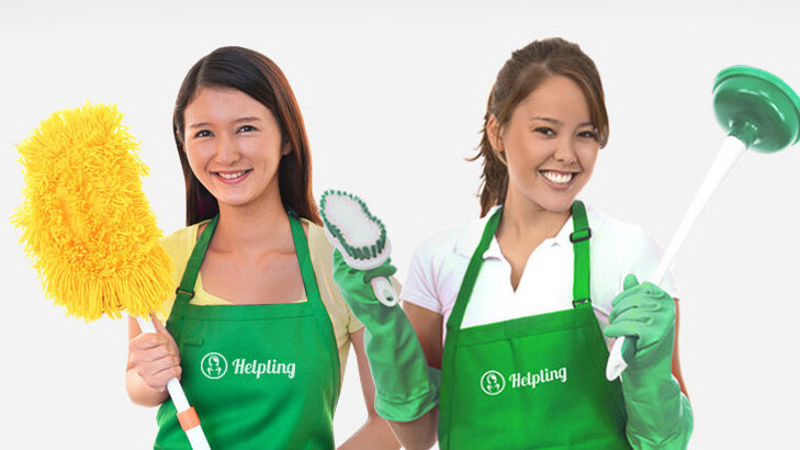 Cleaning startup Helpling expands to the Middle East and Asia Pacific, acquires competitor Spickify