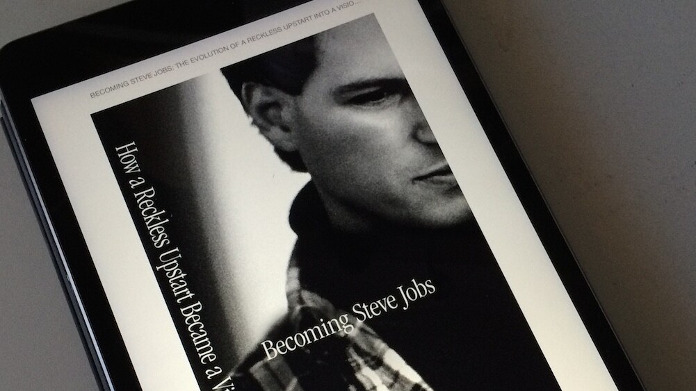 'Becoming Steve Jobs' is a compelling read but won't get you any closer to the 'real' man