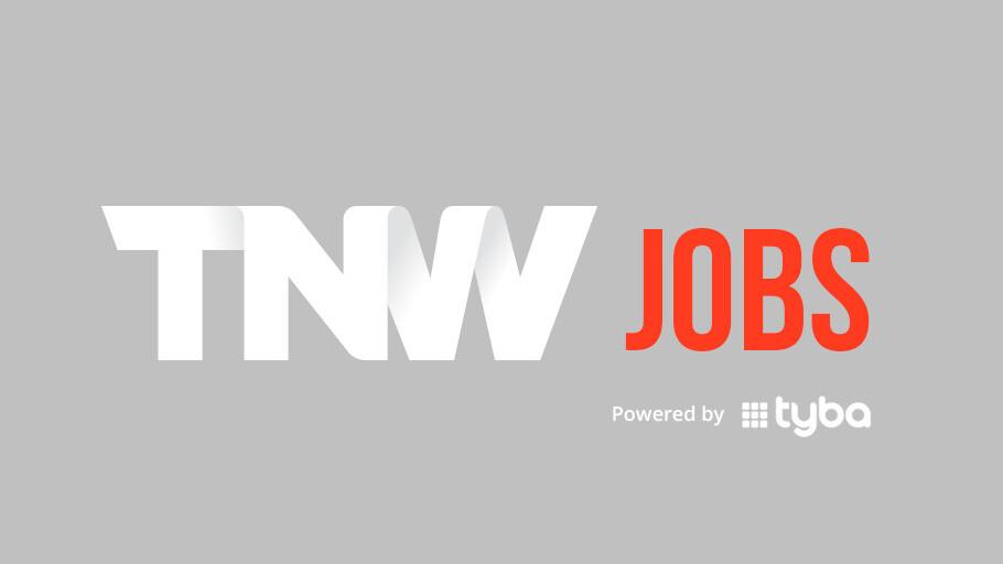 Introducing: TNW Jobs