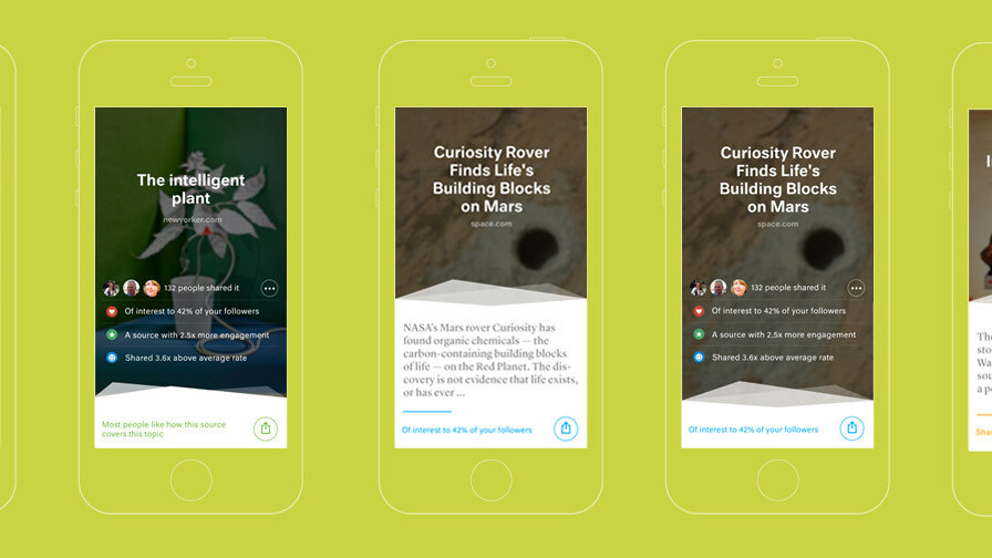 Juice for iOS helps you share content your Twitter followers will love
