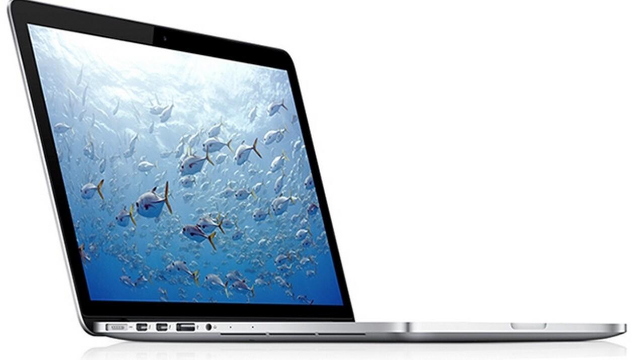 Win a MacBook Pro!