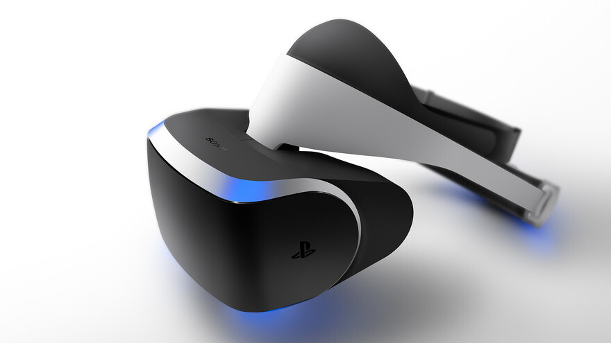 Sony's virtual reality headset has a name: PlayStation VR