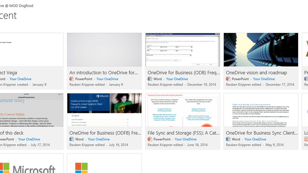 Microsoft updates OneDrive for Business for easier file management in your browser