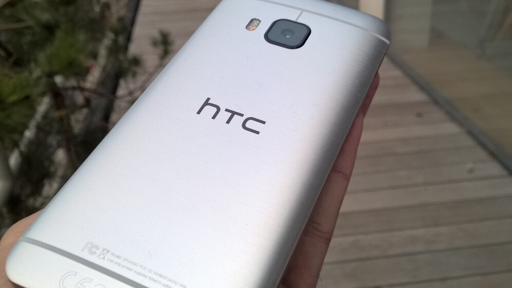 HTC One M9 with 20MP camera and Sense 7 unveiled at MWC, arriving this month