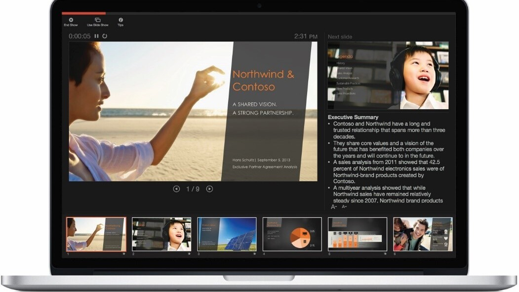 Microsoft releases Office for Mac 2016 Preview with Retina graphics and cloud integration