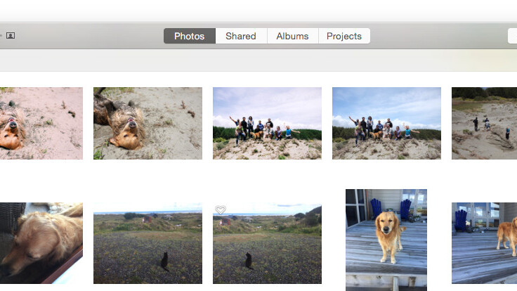 You can now try Apple's new Photos app for yourself