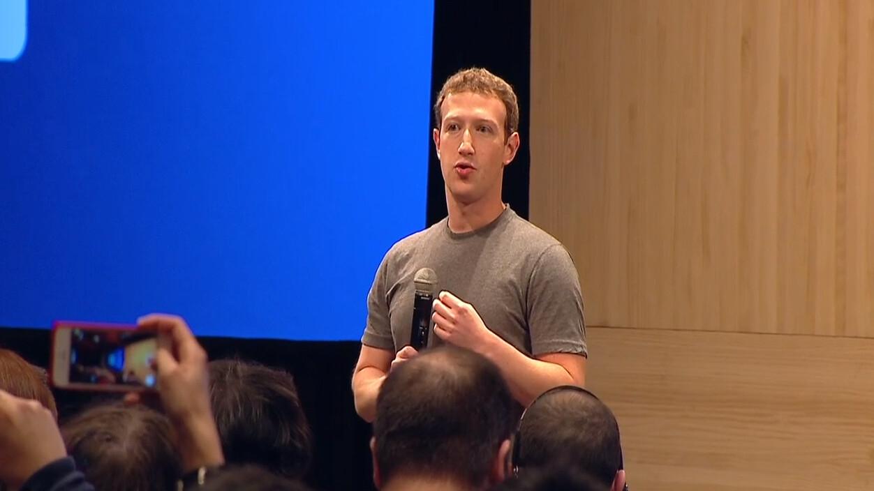 Zuckerberg: Don't expect a Facebook car