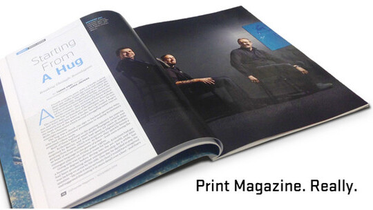 Here's why the ArcticStartup blog is launching a print magazine for entrepreneurs called CoFounder