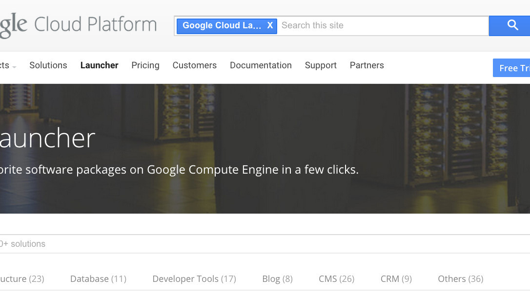 Google Cloud now makes it easy to deploy applications in one click
