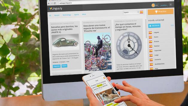 Lingua.ly adds open source translation platform Tatoeba in latest iOS update