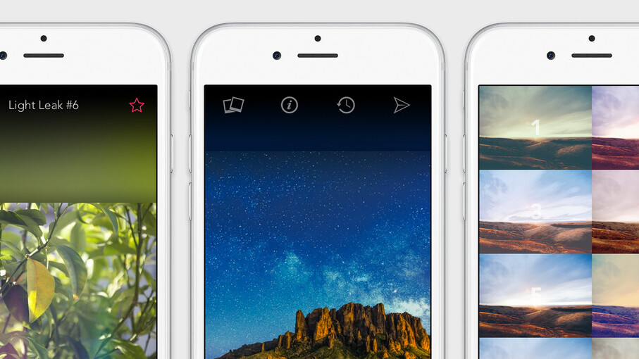 Filters for iPhone puts hundreds of great filters and tweaks for pictures at your fingertips