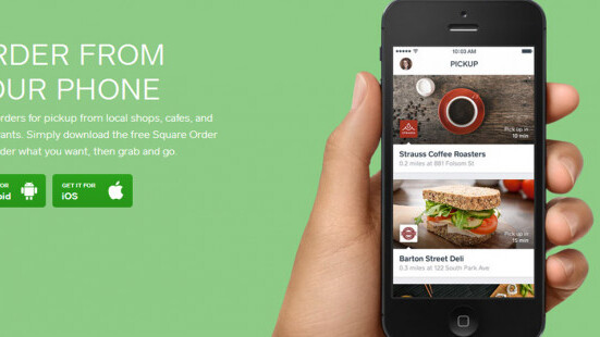 Square is shutting down its Order food pickup service