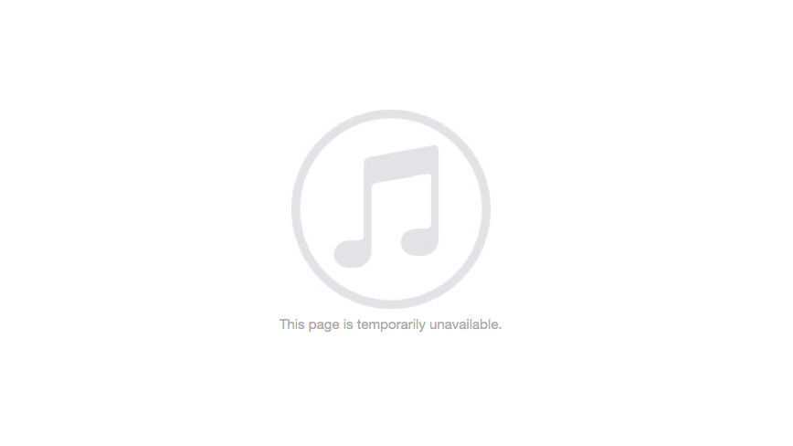 Apple's iTunes Store is having problems and iTunes Connect is down [Update: It's finally back!]