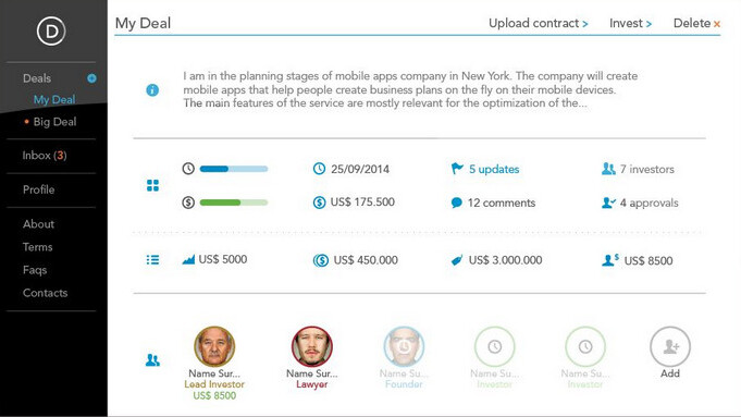 DealCircle partners with Rocket Lawyer to reduce startups' US legal costs