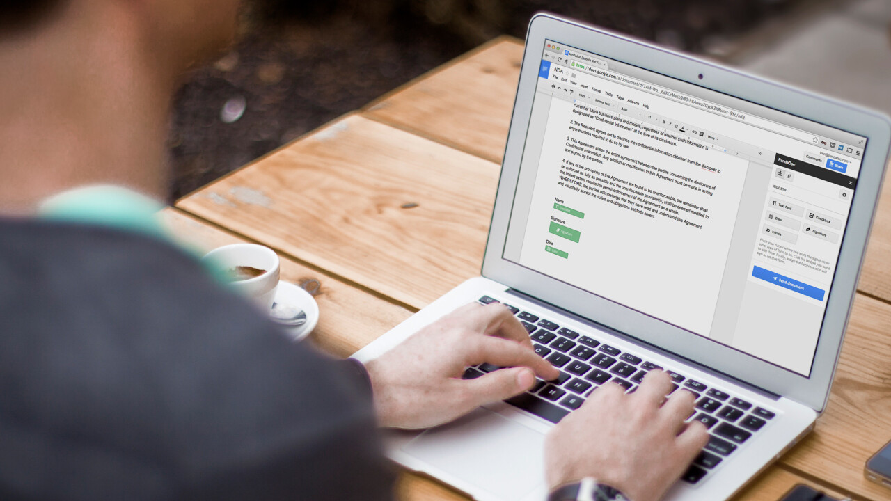 PandaDoc makes it easier for developers to integrate its PDF alternative into web apps