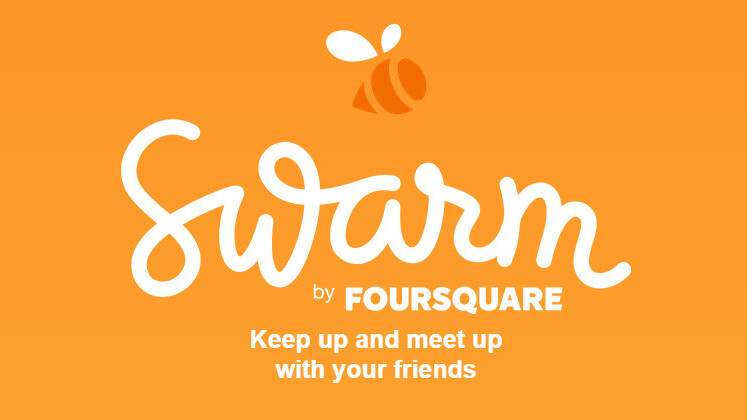Foursquare updates Swarm with private messaging, ditches Plans feature