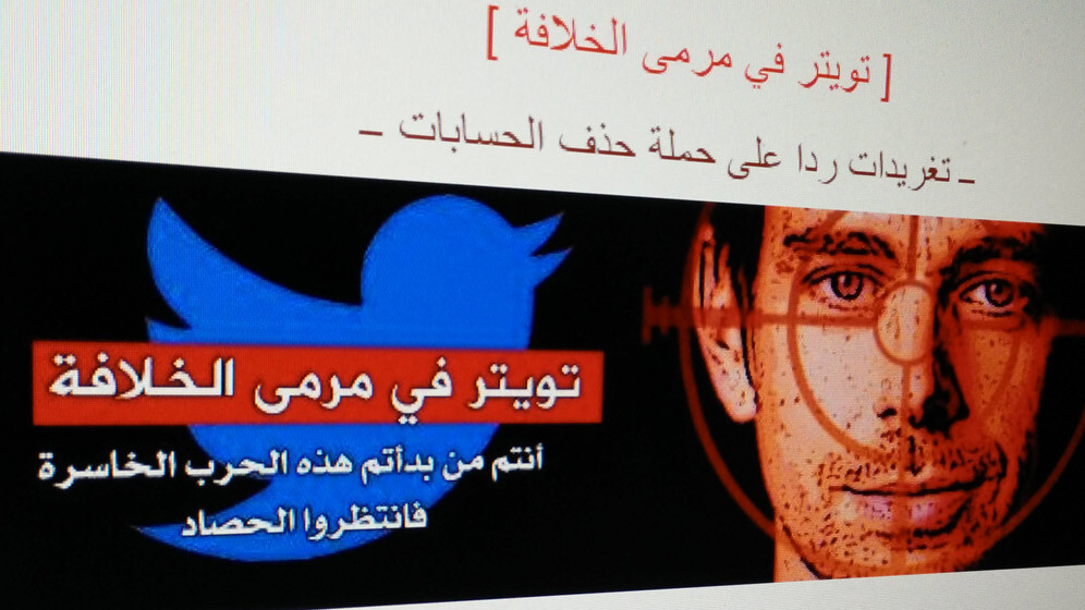 Twitter co-founder Jack Dorsey receives death threats from ISIS for deleting accounts