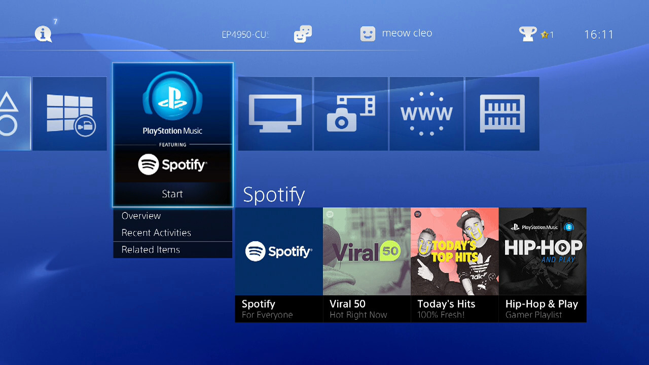 PlayStation Music – Sony's collaboration with Spotify – goes live in 41 countries today