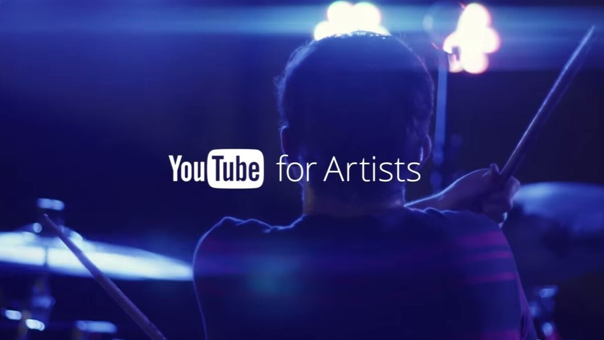 YouTube launches Artists initiative to give musicians more promotion tools