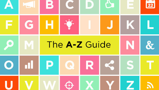 The A-Z guide of influencer marketing