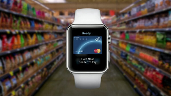 Apple Pay now accepted at over 2 million retail locations