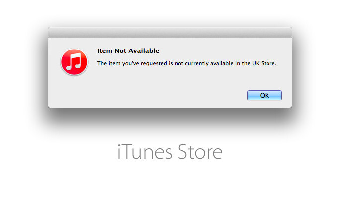 Apple's App Store and iTunes Store down for many users worldwide [Update: They're back!]