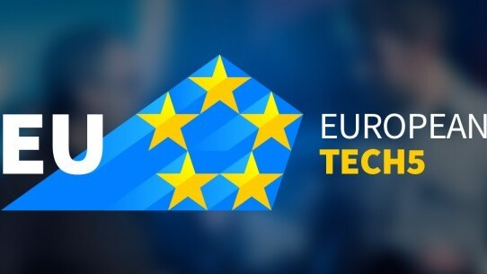 Europe's fastest-growing young tech companies: Here are the Tech5 finalists