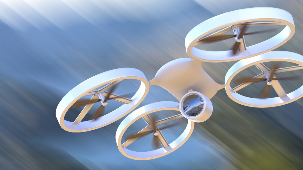 How drones are being used to make the world a better place