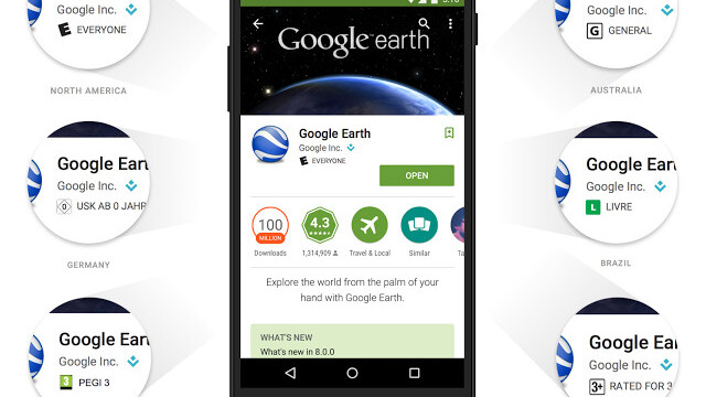 Google Play now has country-sensitive age ratings, introduces human app review process