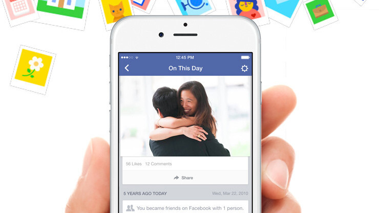 Facebook's new 'On This Day' feature takes you down memory lane, Timehop-style