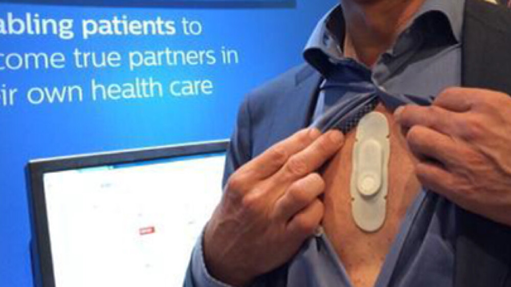 Beyond wearable tech: How Philips is pushing towards the future of connected health