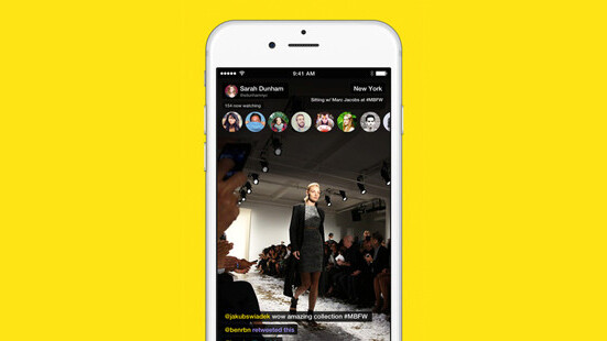 Meerkat releases update to help with stream discovery, adds search feature