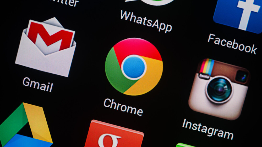 Chrome for Android will let you search any term on a webpage with just a tap