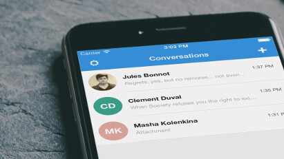 This app makes encrypting calls and messages easy for everyone