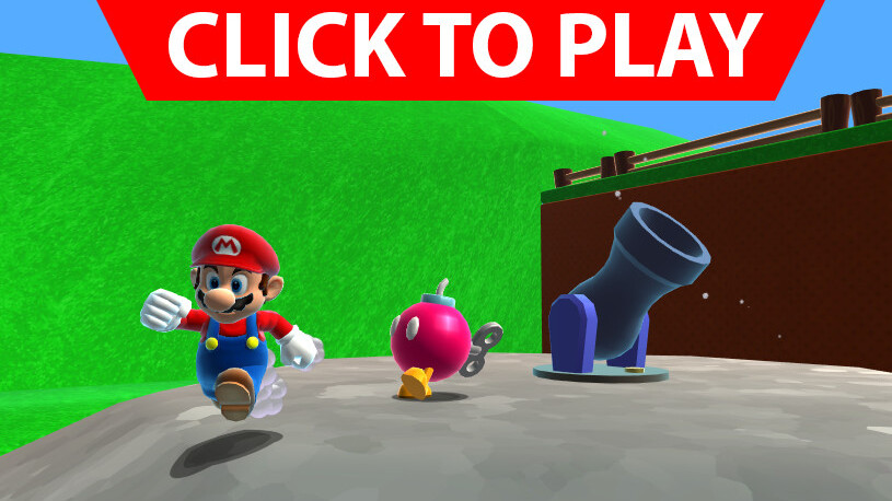 Remember Super Mario 64? You can now play an HD recreation in your browser