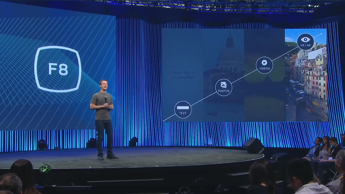 Facebook will soon start supporting 'spherical' videos in the News Feed and Oculus