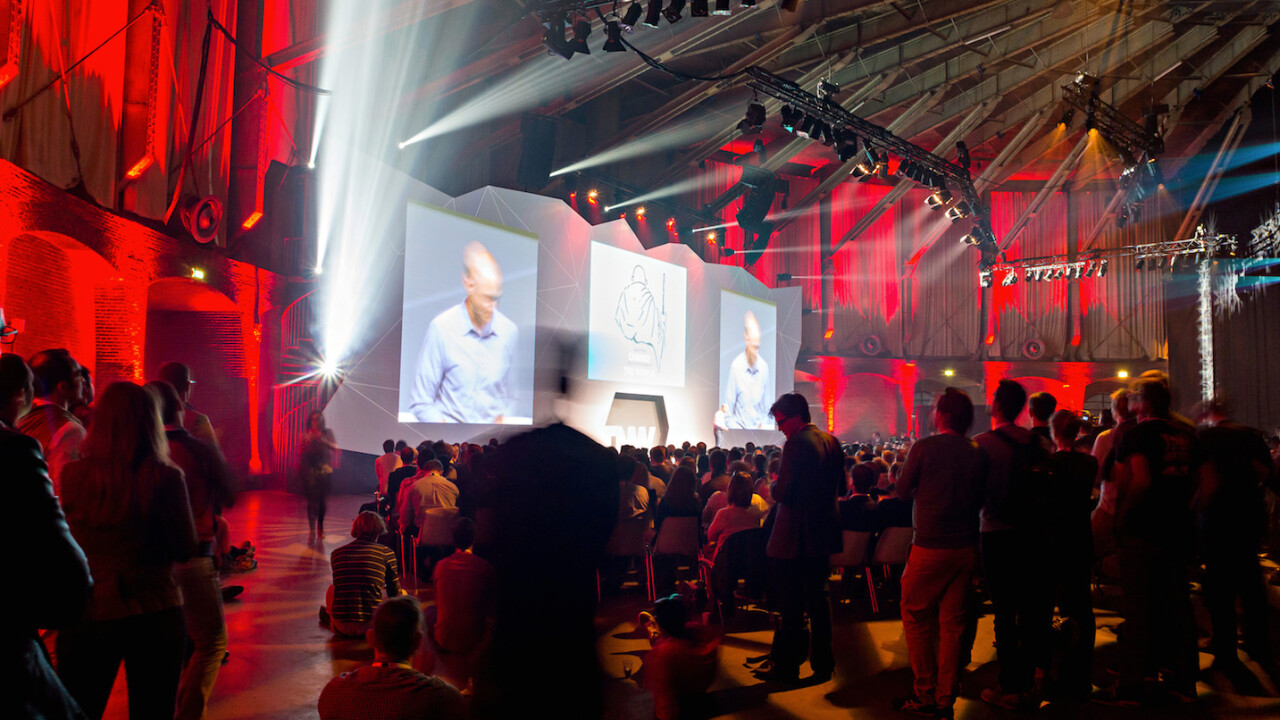How to supercharge your networking at TNW Conference