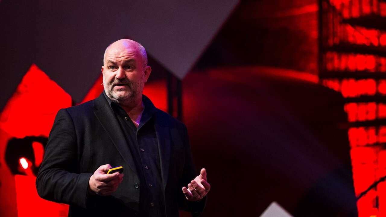Two-pizza teams: Werner Vogels on Amazon's secrets for innovation at TNW Europe Conference