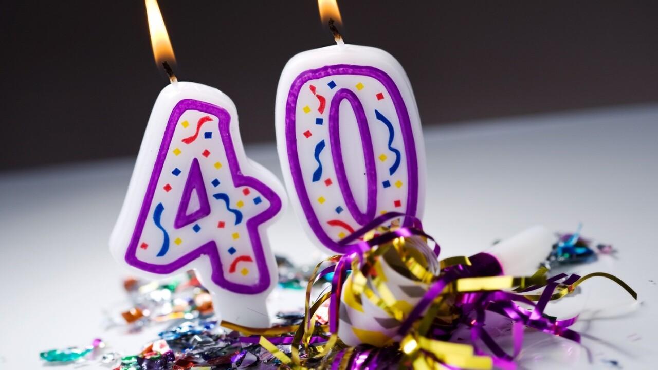 Microsoft turns 40