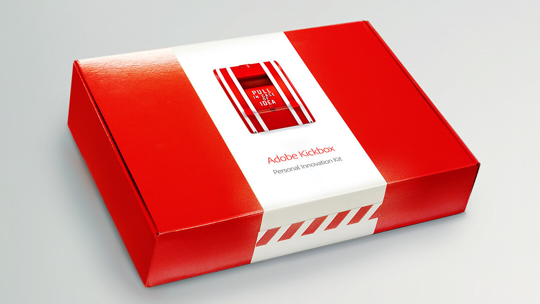 Will Adobe's Kickbox transform good ideas into popular products? VP Mark Randall says 'yes'