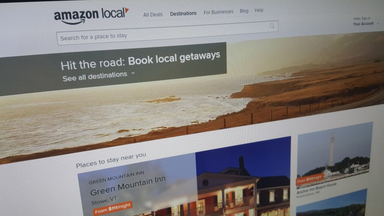 Move over TripAdvisor? Amazon just launched a new Destinations getaway portal in the US