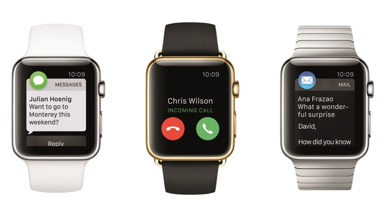 You can now pre-order your very own Apple Watch
