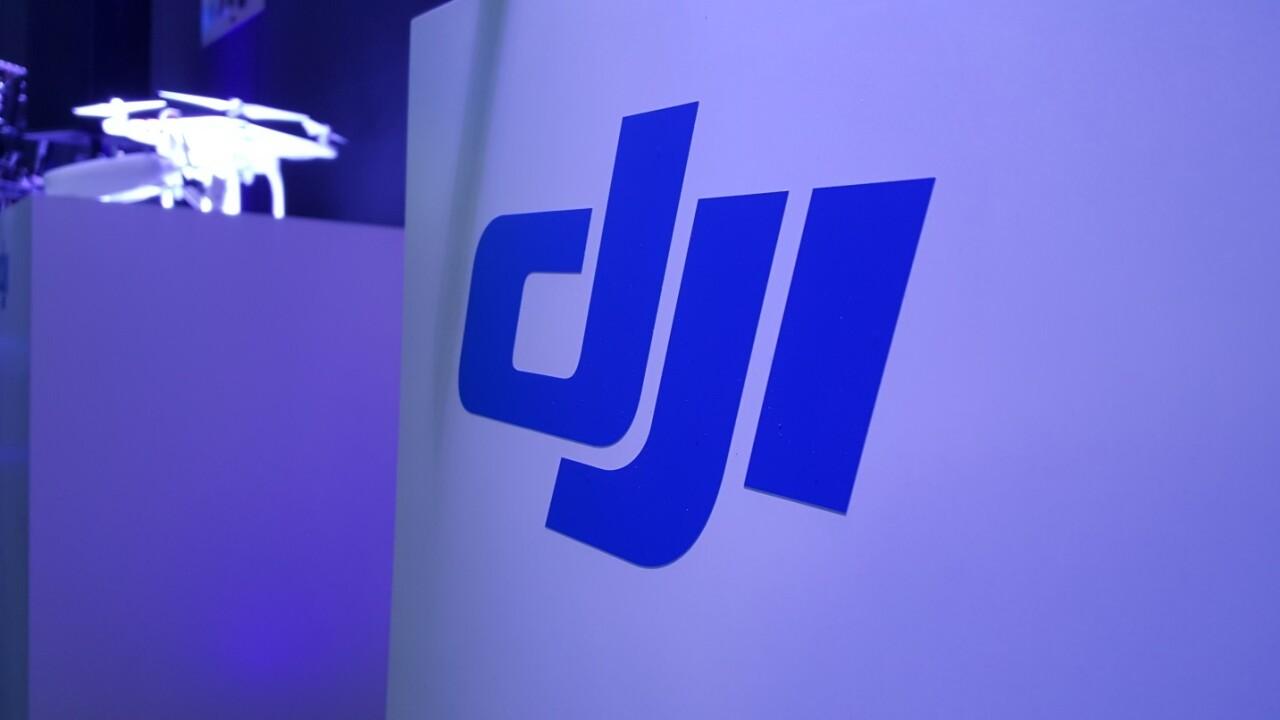 DJI's Phantom 3 drone brings 4K video capture to the consumer drone market
