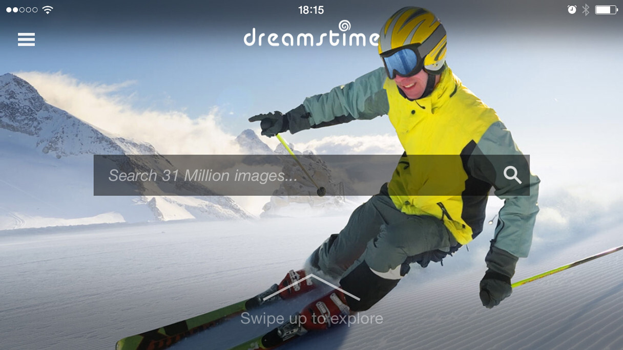 Dreamstime launches on-the-go stock photo search for iOS and Android
